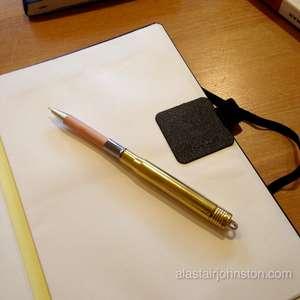 Bullet Journal and Midori
